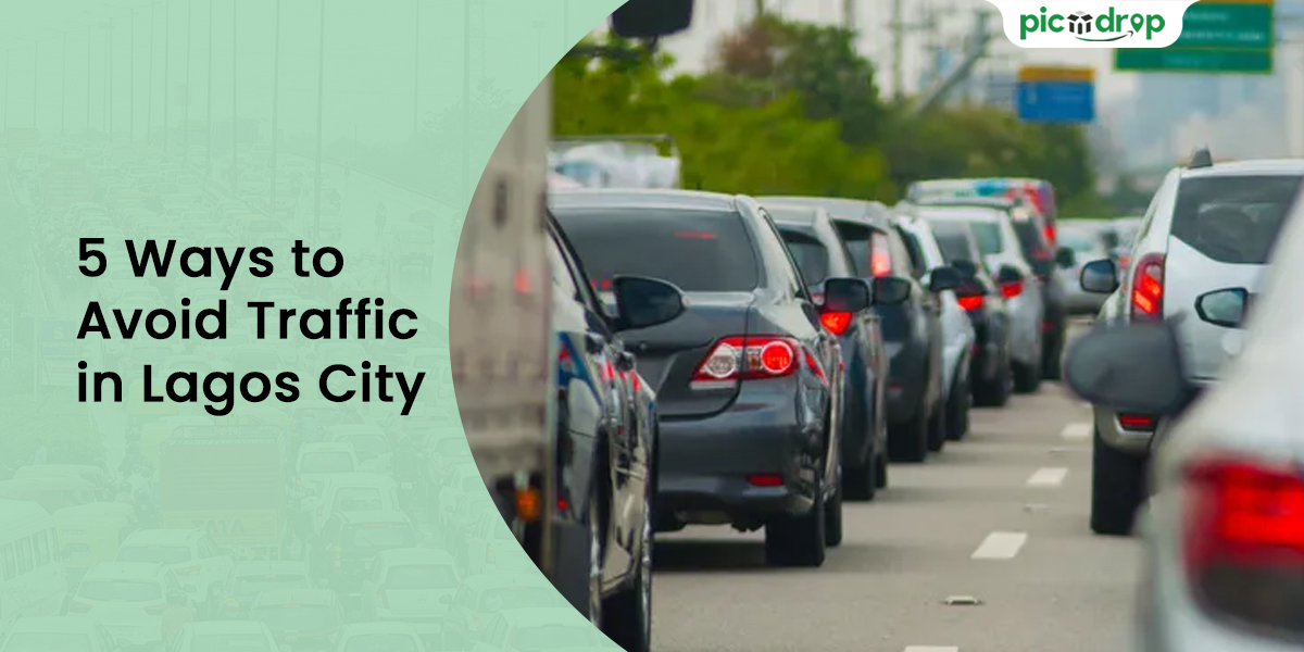Five Ways to Avoid Traffic in Lagos City